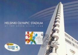 FINLAND 2005 IAAF World Championships In Athletics: Maximum Card CANCELLED - Finlandia