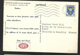 Publicité  Pharmaceutique    Ionyl   Christophe Colomb Aux Indes Orientales - Pharmacy