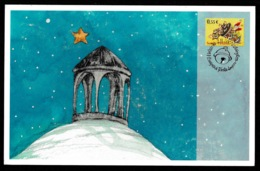 FINLAND 2007 Christmas: Promotional Postcard CANCELLED - Finland