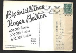 Publicité  Pharmaceutique    Bipécilines   Roger Bellon - Pharmacy