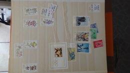 Belle Thématique En Timbres Et Blocs ** Sur Le Sport Et Les Fleurs. A Saisir !!! - Collections (en Albums)