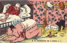 """Illustrateur A La Recherche De """" Jules"""" ?  RV - Humour"""