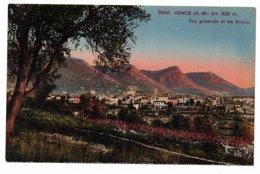 06 - VENCE - Vue Générale Et Les Baoüs - 1941 (Y124) - Vence
