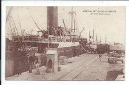 Port Saint Louis Du Rhone , Prix Revu, Arrivée D'un Bateau - Saint-Louis-du-Rhône