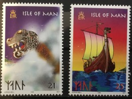 ISLE OF MAN - MNH** - 1998 - # 771/772 - Man (Insel)