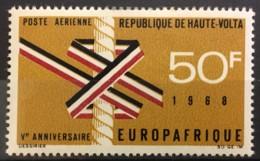 UPPER VOLTA - MNH** - 1968 - #  C53 - Obervolta (1958-1984)