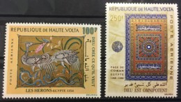 UPPER VOLTA - MNH** - 1971 - #  C91/92 - Obervolta (1958-1984)