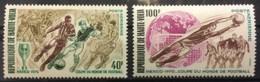 UPPER VOLTA - MNH** - 1970 - #  C80/81 - Obervolta (1958-1984)