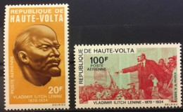 UPPER VOLTA - MNH** - 1970 - #  C76/77 - Obervolta (1958-1984)