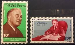 UPPER VOLTA - MNH** - 1970 - #  C78/79 - Obervolta (1958-1984)