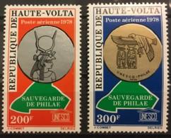 UPPER VOLTA - MNH** - 1978 - #  C255/256 - Obervolta (1958-1984)