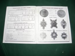 CATALOGUE 1935 M. DELANDE , ECHARPES POUR MAIRES ET ADJOINTS  , INSIGNES POUR CONSEILLERS MUNICIPAUX - Frankreich