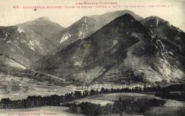 Les Hautes Pyrénées BAGNERES DE BIGORRE Vallée De Campan Gerde Et Asté Le Casque De  L' Heris 1593 M Labouche RV - Bagneres De Bigorre