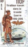 1272  Tirailleur Canaque  (pag1) - Neukaledonien