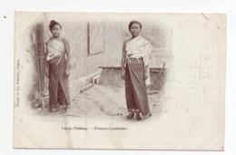 Luang-Prabang - Femmes Laotiennes - Laos