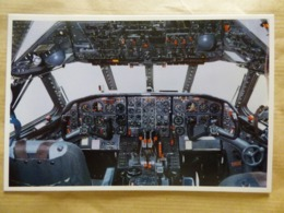 POSTE DE PILOTAGE   CARAVELLE XII  F-BNOG   AIR INTER      SERIE  N° 2   MUSEE AIR INTER - 1946-....: Era Moderna