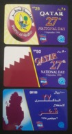 Qatar Telephone Card National Day Unused Not Scratched - Qatar