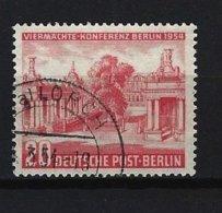 BERLIN - Mi-Nr. 116 Viermächt-Konferenz Gestempelt (8) - Gebraucht