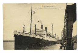 CPA Paquebot Cuba - Passagiersschepen