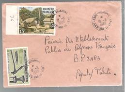 23227 - FARE  HUAHINE - French Polynesia