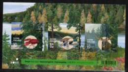 2010 Finland Autumn, Miniature Sheet FD Stamped. - Finland