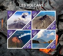 Niger  2019  Volcanoes S201909 - Níger (1960-...)