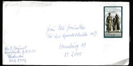 B 830) DDR 1989 Mi# 3274 EF: Mahn- Und Gedenkstätte Ravensbrück, Müttergruppe, 2. Weltkrieg WII - WW2