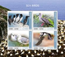 Sierra Leone  2019  Fauna Seabirds  S201909 - Sierra Leone (1961-...)