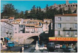 04. Gf. SISTERON. L'Avenue Paul Arène, La Sortie Nord... - Sisteron