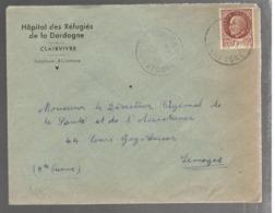 23241 - CLAIRVIVRE - Poststempel (Briefe)