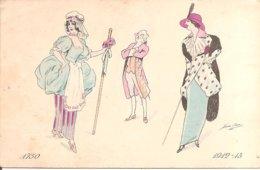 Illustrateur Xavier SAGER - 1750 - 1912-13 (voyagé En 1912) - Sager, Xavier