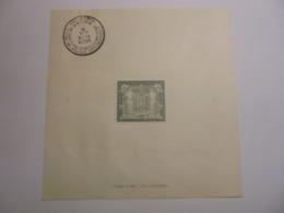 BELGIQUE BLOC N°2 NEUF SANS CHARNIERES - Blocks & Sheetlets 1924-1960
