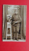 KRALJEVINA JUGOSLAVIJA.2-postcards.SOLDIER(S) WITH BAYONET.Foto:REKORD,PETROVARADIN - Ausrüstung