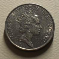 1987 - Hong Kong - FIVE DOLLARS, ELIZABETH II, KM 56 - Hong Kong