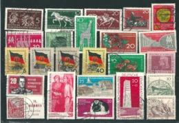 DDR Verschiedene  (0212) - Stamps