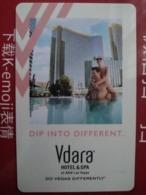 USA Hotel Key, Vdara Hotel & Spa At ARIA Las Vegas, (1pcs) - Verenigde Staten