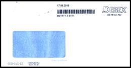 Bund / Privatpost: Kooperation / Cooperation: 'Debex [14482 Potsdam] & Post Modern [Dresden], 2019' - Privados & Locales