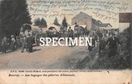 DVD 12000 Les Bagages Des Pélerins Allemands - Bourcy - Bastogne