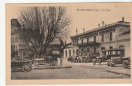 St Raphaël (Var), La Gare , Automobiles - Saint-Raphaël