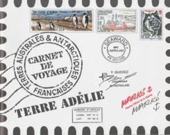 "TAAF Carnet Prestige YT C308 "" Carnet De Voyage "" 2001 Neuf ** Luxe Cote 100€ - Tierras Australes Y Antárticas Francesas (TAAF)"
