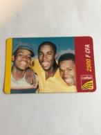 Congo 1 Phonecard - Congo