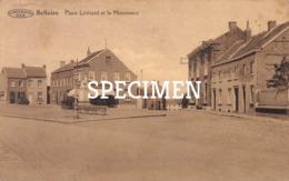 Place Léonard Et Le Monument - Bellaire - Beyne-Heusay