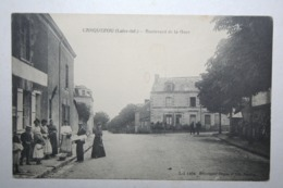 44 : Carquefou - Boulevard De La Gare  ( Animation ) - Carquefou