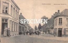 Steenweg Izegem - Emelgem - Izegem