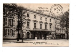 OBLITERATION VERSAILLES CONGRES DE LA PAIX DU 7/5/1919 - Marcophilie (Lettres)