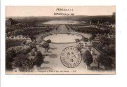 OBLITERATION VERSAILLES CONGRES DE LA PAIX DU 7/5/1919 - Poststempel (Briefe)