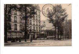 OBLITERATION VERSAILLES CONGRES DE LA PAIX DU 7/5/1919 - Marcofilie (Brieven)