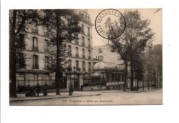 OBLITERATION VERSAILLES CONGRES DE LA PAIX DU 7/5/1919 - Marcofilia (sobres)