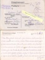 GUERRE 39-45 CP PRISONNIER DE GUERRE STALAG 326 (VI K) CAMP DISCIPLINAIRE Du 13-6-43 - Storia Postale