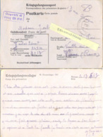 GUERRE 39-45 CP PRISONNIER DE GUERRE STALAG 326 (VI K) CAMP DISCIPLINAIRE Du 13-6-43 - Marcophilie (Lettres)